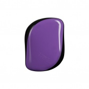 Расческа Tangle Teezer Compact Styler Black Violet
