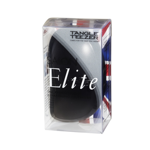 Расческа Tangle Teezer Salon Elite Midnight Black