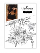 "Переводные тату  Miami Tattoos ""Romance by Anna Bravo"""