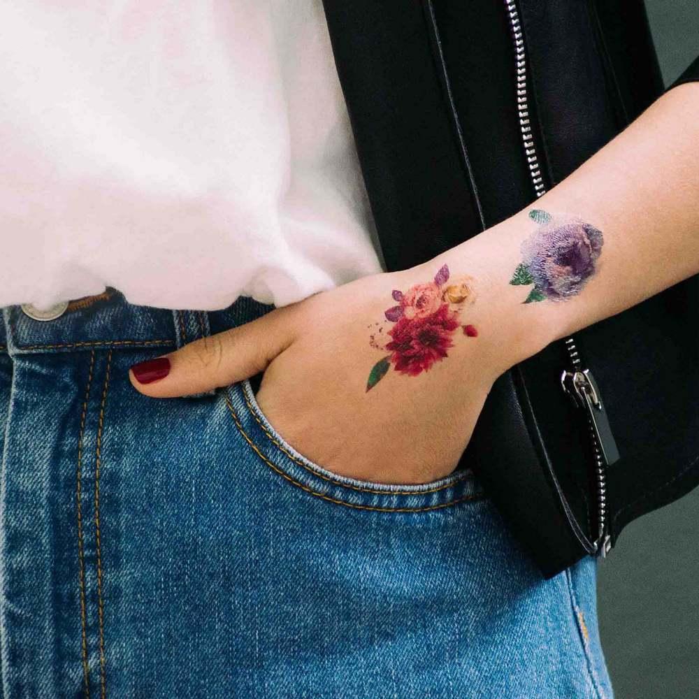 Как сделать татуировку на теле