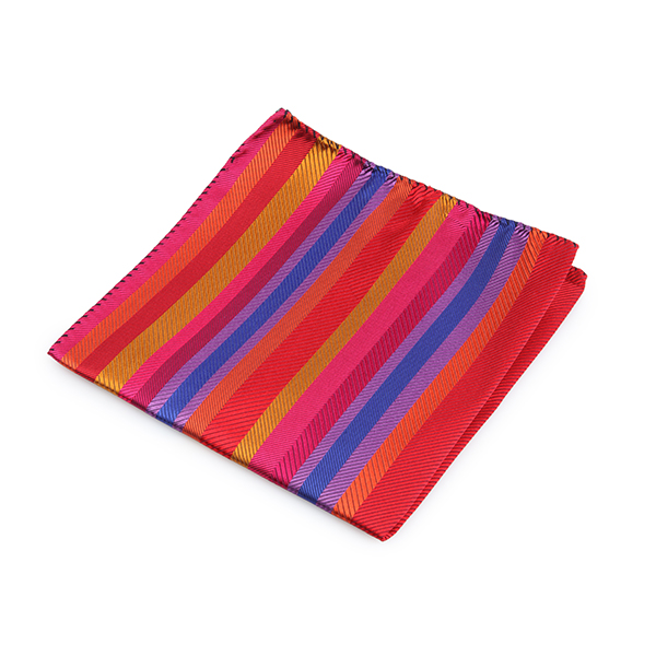 Носовой платок Technic Stripe Pochette Multi
