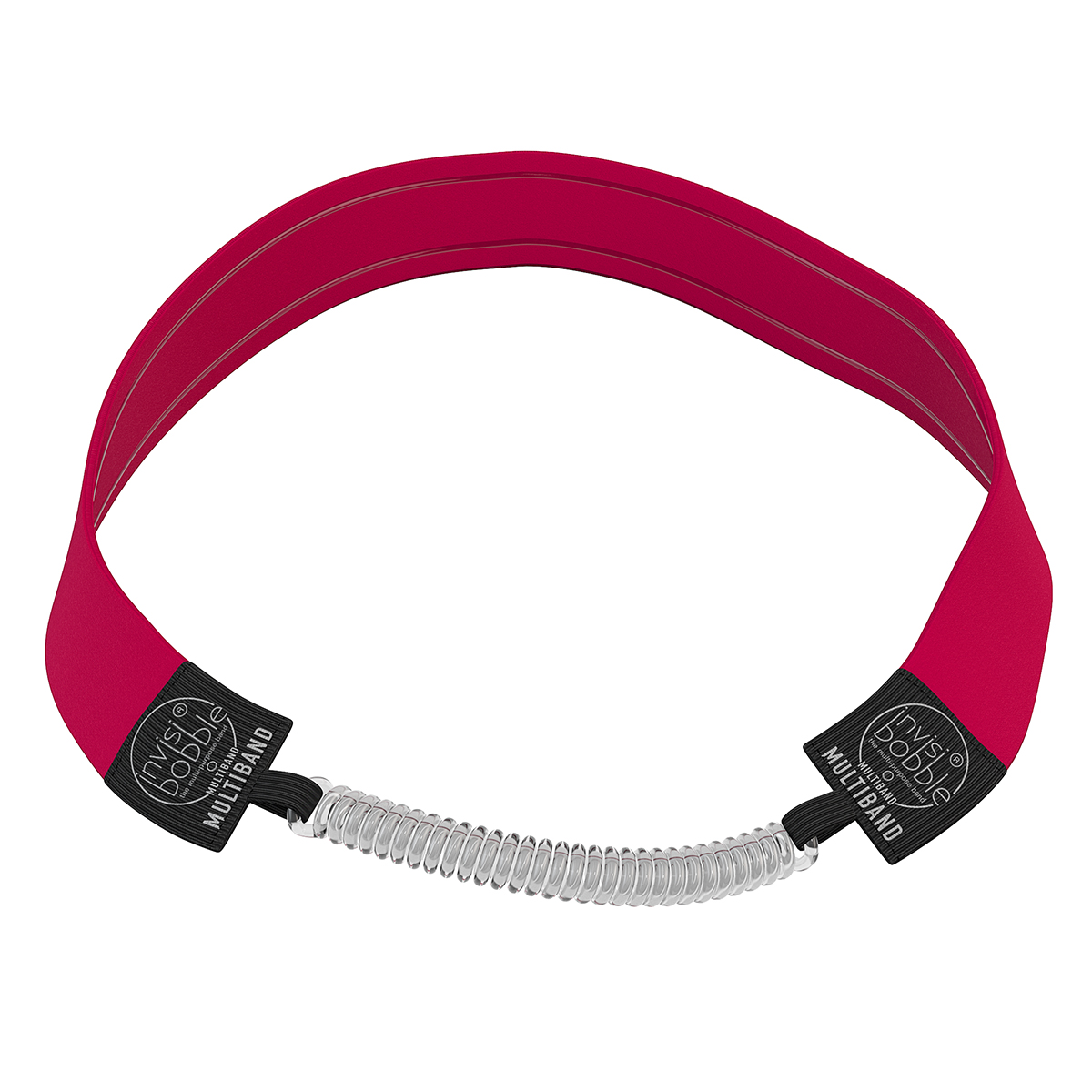 Резинка для волос invisibobble MULTIBAND Red-y To Rumble
