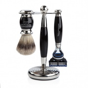 Набор для бритья Black Fusion Super Shaving Set