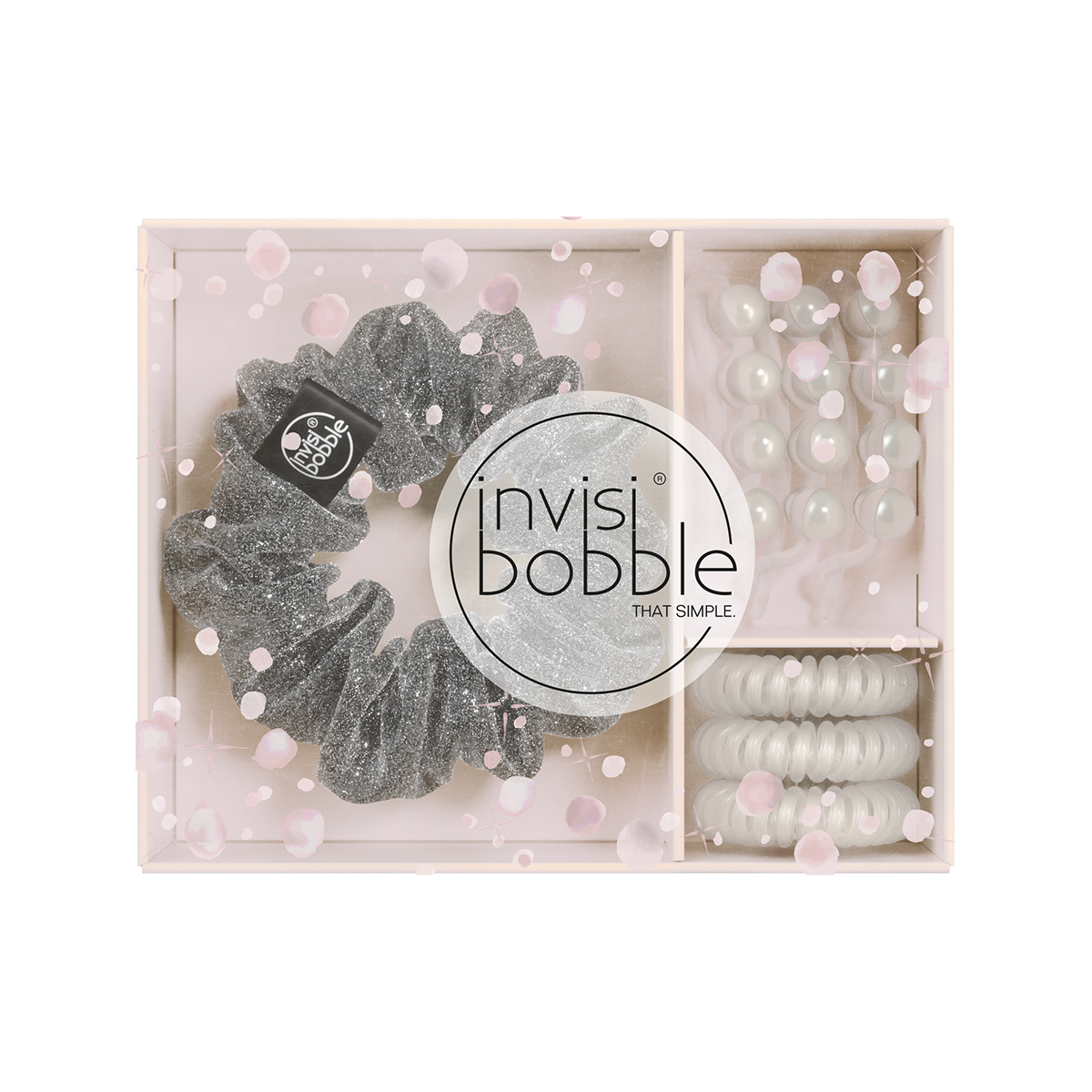 Подарочный набор invisibobble Sparks Flying Trio