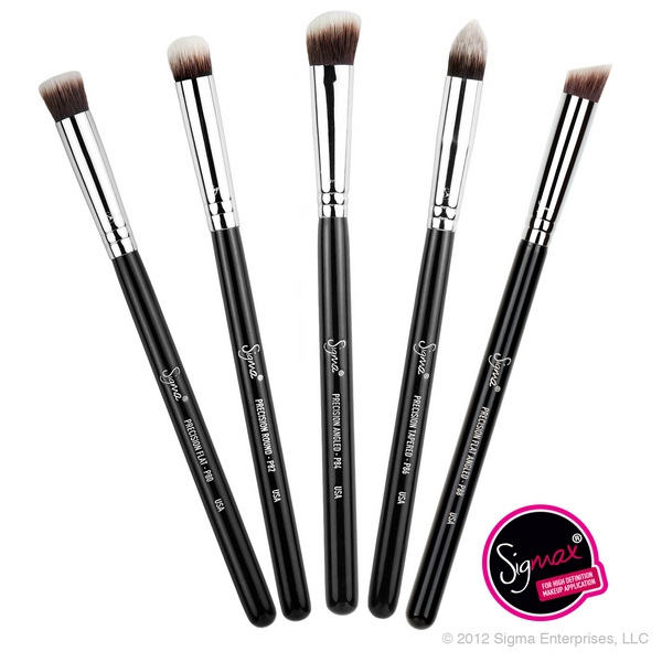 Набор кистей Sigma Sigmax® Precision Kit 5 Brushes