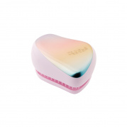 Расческа Tangle Teezer Compact Styler Rainbow Ombre Chrome