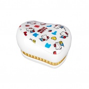 Расческа Tangle Teezer Compact Styler Hello Kitty Happy Life