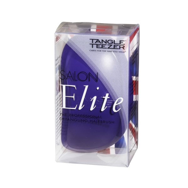 Расческа Tangle Teezer Salon Elite Purple Crush