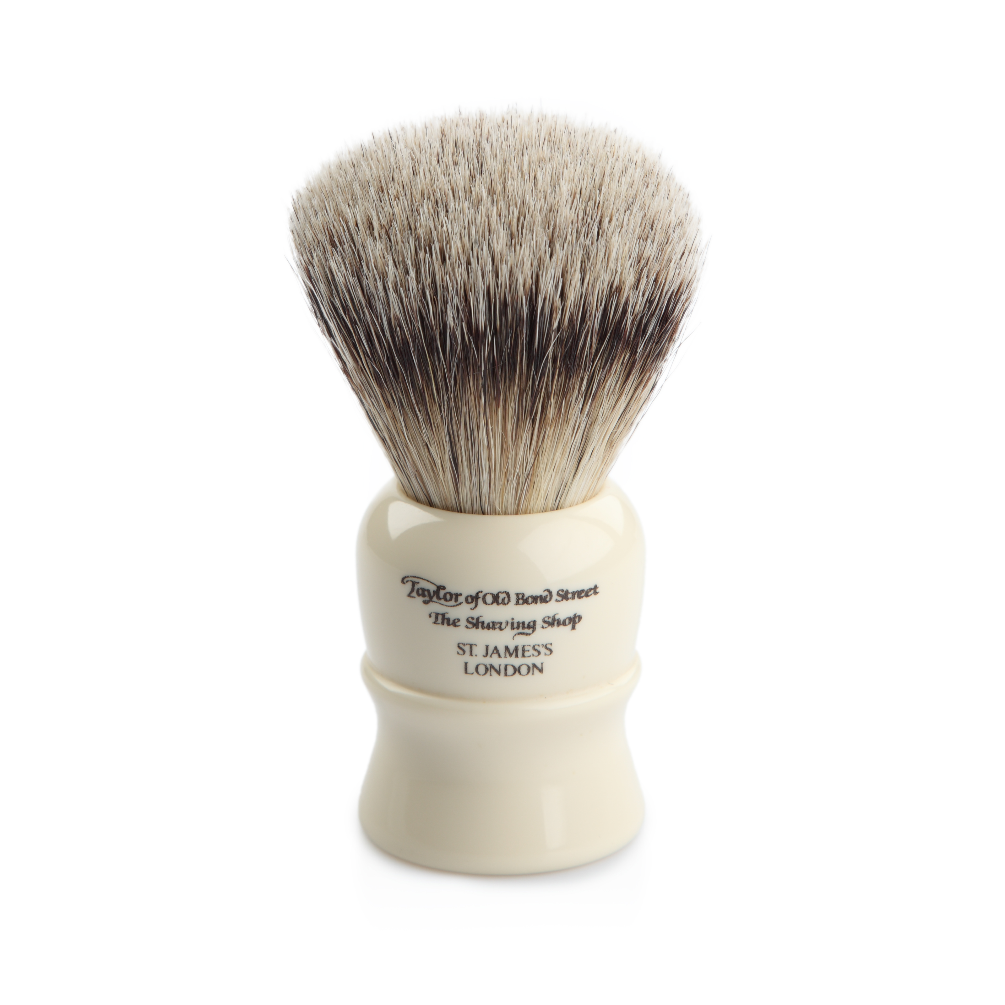 Помазок для бритья Супер Барсук Very Large Super Badger Shaving Brush 13см