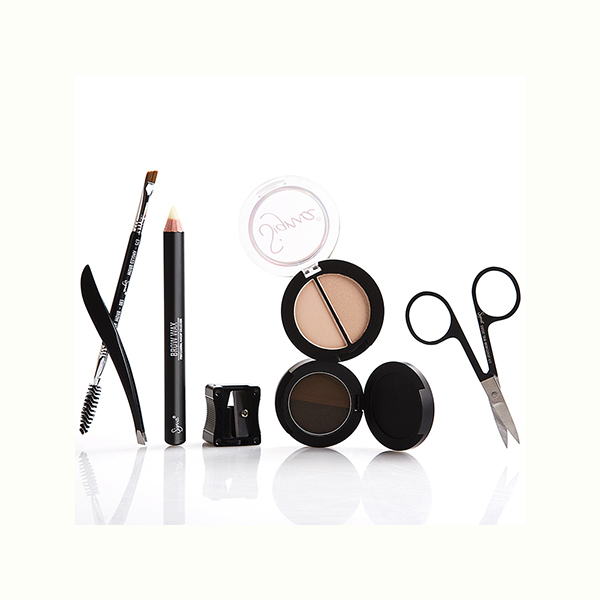 Набор для бровей Sigma Brow Expert Kit - dark