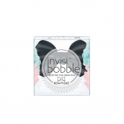 Резинка для волос invisibobble BOWTIQUE True Black