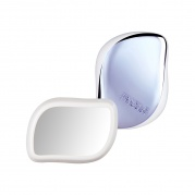 Расческа с зеркалом Tangle Teezer Compact Styler Mirror Blue