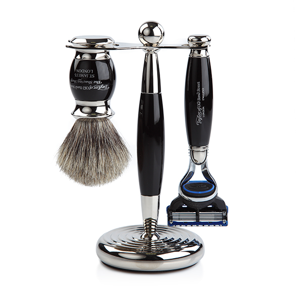 Набор для бритья Black Fusion Pure Shaving Set