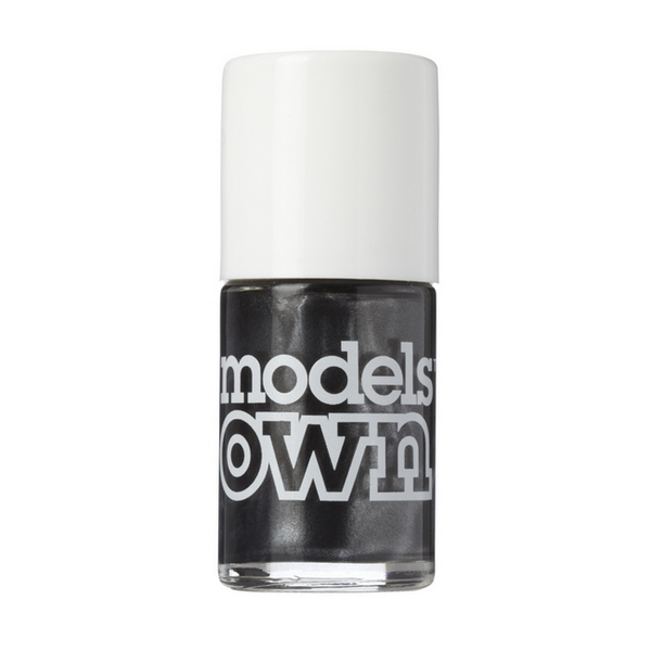 Лак для ногтей Models Own Black Swirl