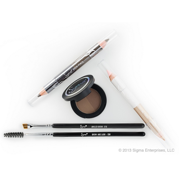 Набор Sigma Brow Kit Value Set - Auburn