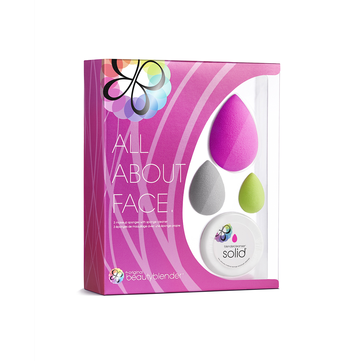 Набор beautyblender all.about.face set