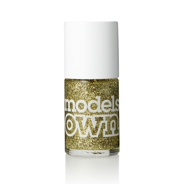 Лак для ногтей Models Own Gold Finger