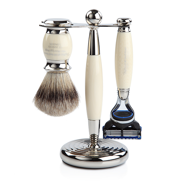 Набор для бритья Imit Ivory Fusion Super Shaving Set
